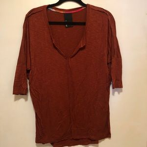 Anthropologie Tee by Dolan